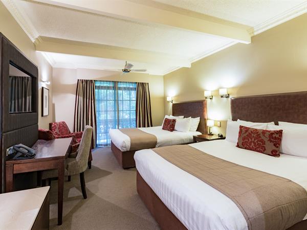 Superior Hotel Room Distinction Rotorua Hotel & Conference Centre