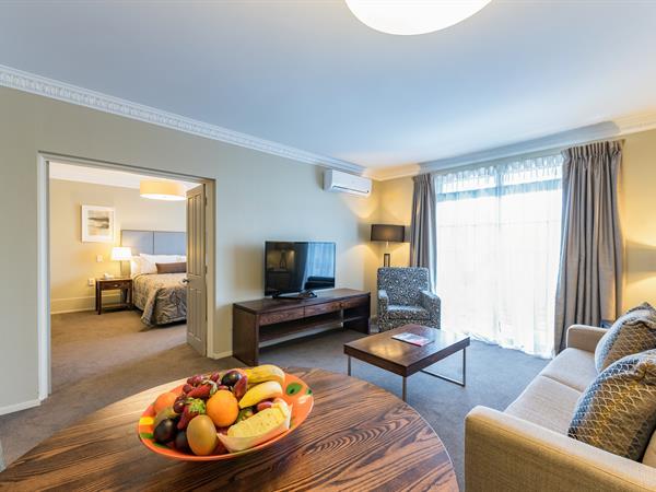 Junior Suite Distinction Rotorua Hotel & Conference Centre