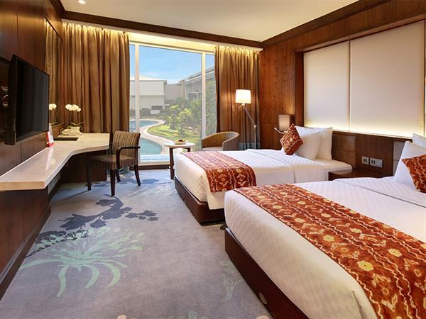 Deluxe Room Swiss-Belhotel Borneo Banjarmasin