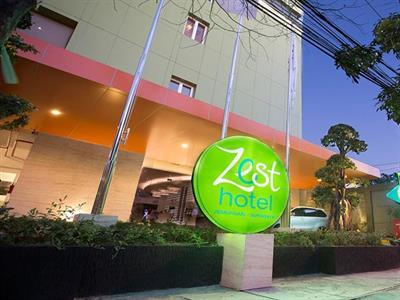 Zest Hotel Jemur Sari, Surabaya