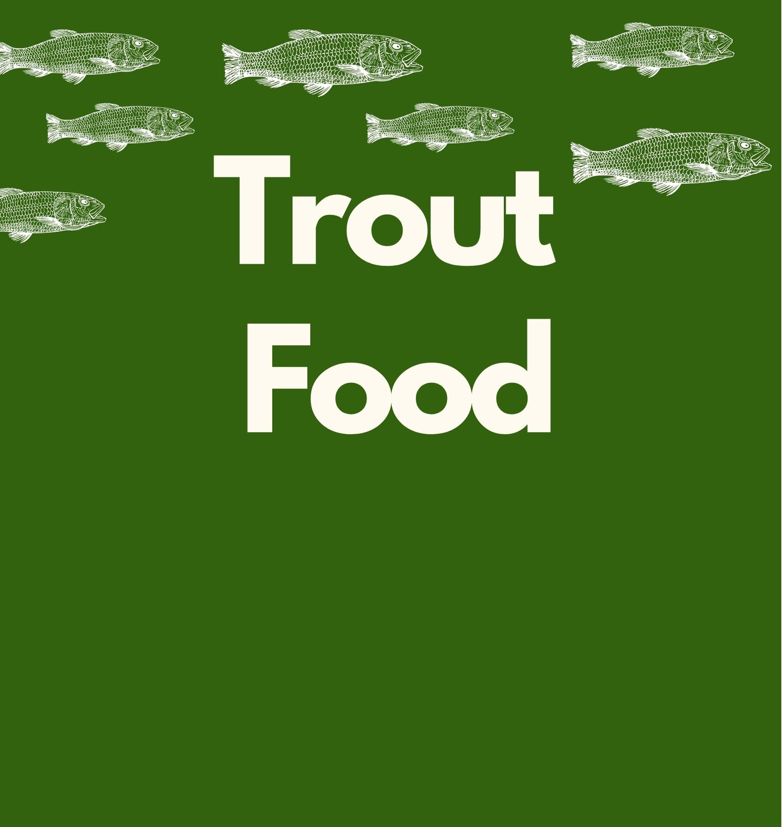 Trout Food