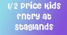 ½ Price Kids Entry