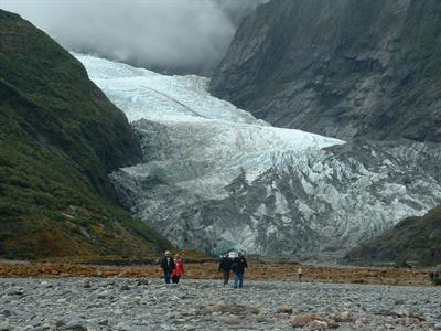 South Island - Christchurch, Franz Josef, Wanaka, Queenstown & Milford Sound