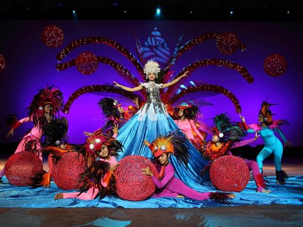 Devdan Show at Bali Nusa Dua Theatre Swiss-Belhotel Segara