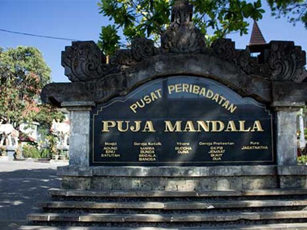 Puja Mandala Swiss-Belhotel Segara