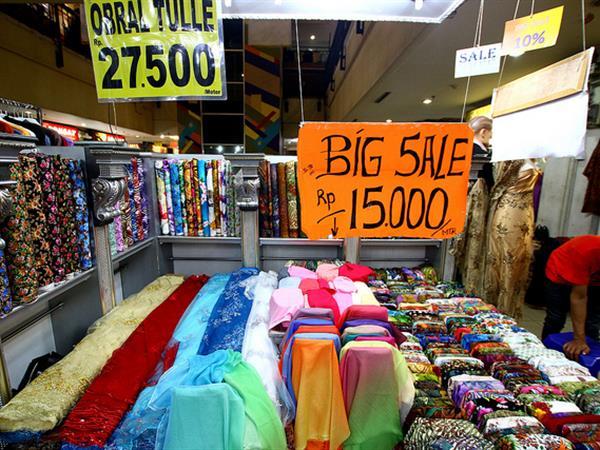 Pasar Baru Arion Swiss Belhotel Bandung