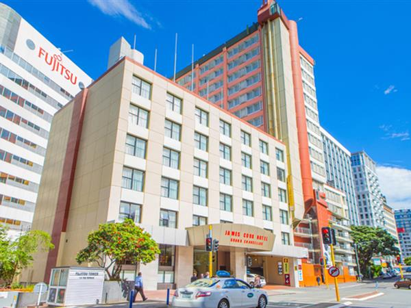 $10m Refurbishment Approved for the James Cook Hotel Grand Chancellor in Wellington, NZ