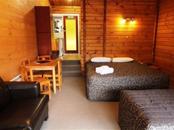 Wilderness Studio Unit Lakes Lodge Okataina