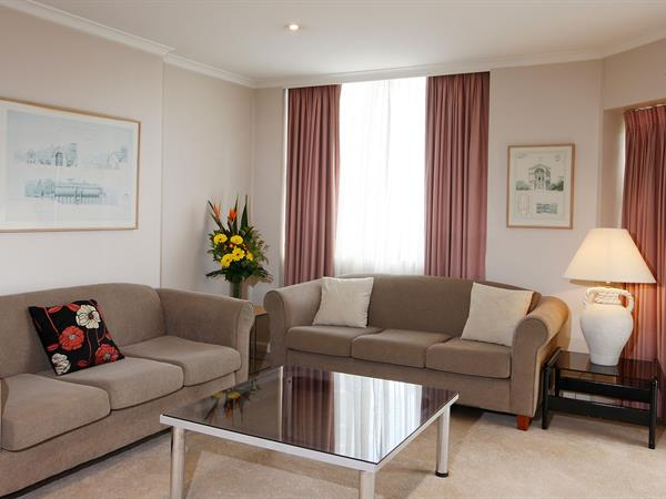 Standard Two Bedroom Ensuite Apartment (Twin)