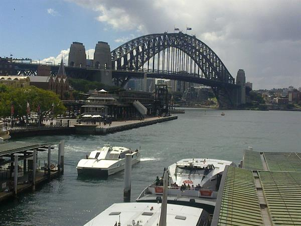 Sydney Harbour Bridge & Circular Quay