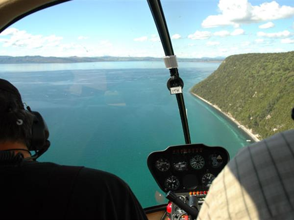 Remote Wilderness Heli-Fishing in New Zealand