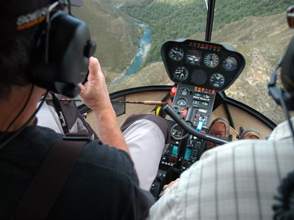 Remote Wilderness Heli-Fishing in New Zealand Flyfish Taupo