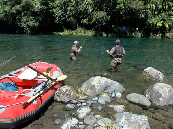 Our Back Country Water Flyfish Taupo