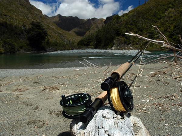 Wilderness Adventures Flyfish Taupo