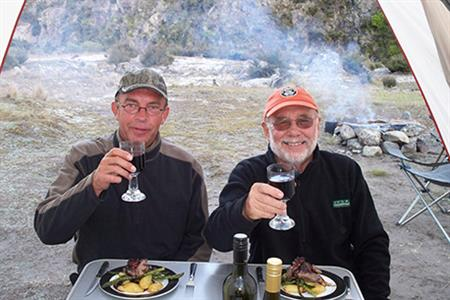 Luxury Wilderness Camping