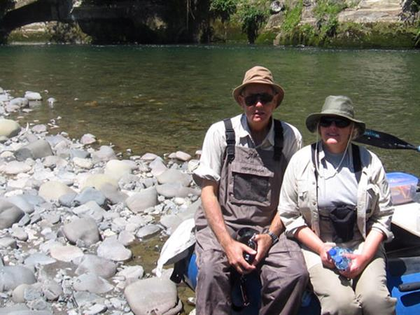 Fly Fishing Clinics - For Women, Individuals and Groups Flyfish Taupo