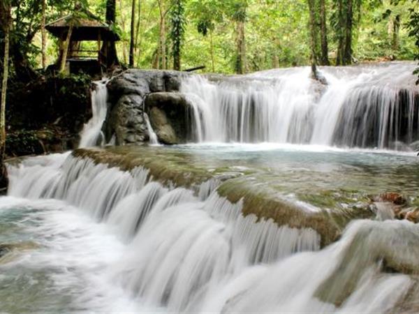 Salodik Waterfall Swiss-Belinn Luwuk