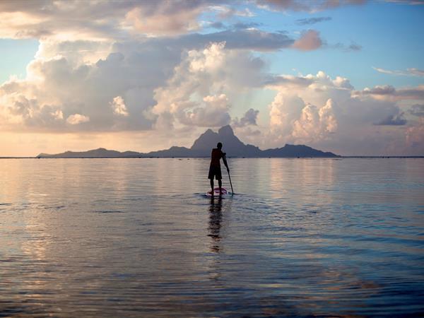 Water Le Taha'a Island Resort & Spa