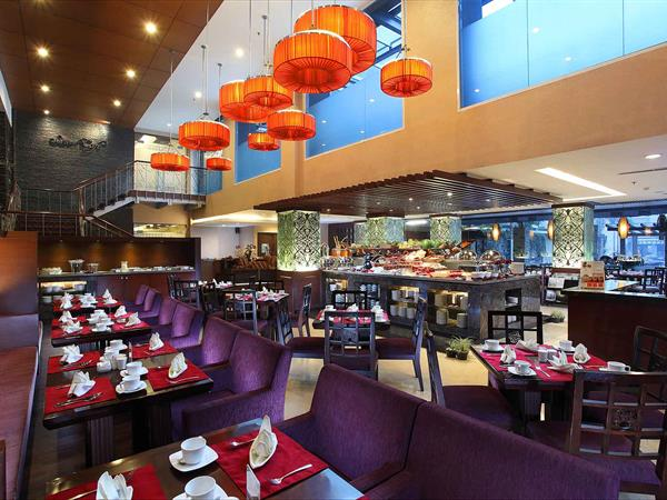 Swiss-Cafe Restaurant Swiss-Belhotel Danum Palangkaraya