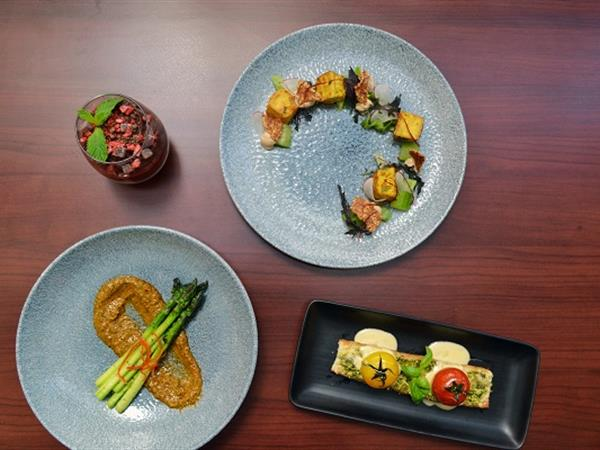 From Concept to the Table – Vegetarian Lunch and Dinner Menu at Sojourn Café, Wellington