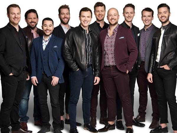 The TEN Tenors - New Plymouth Distinction New Plymouth Hotel & Conference Centre