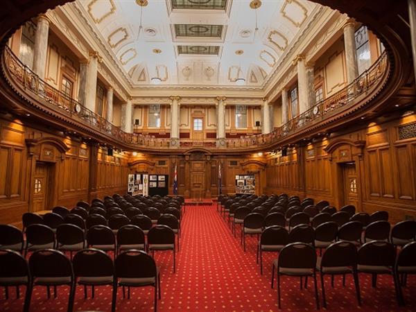 Te Papa Venues - Parliament Buildings