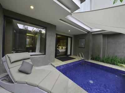 Pool Suite Amaroossa Hotel