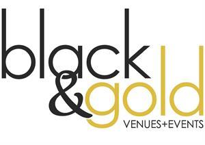 Black & Gold Venues + Events