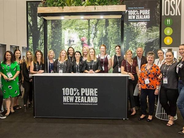 PCOA delegates connect the dots for New Zealand