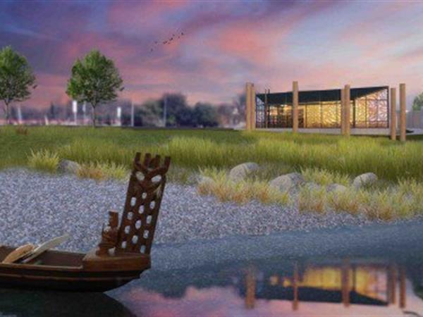 New cultural centre for Christchurch