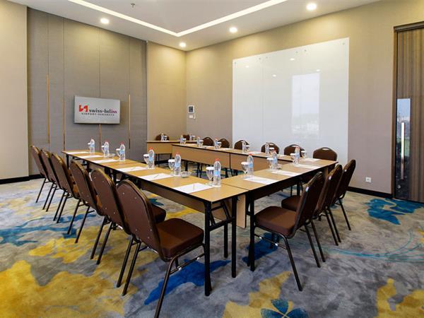 Meeting Room Swiss-Belinn Airport Surabaya