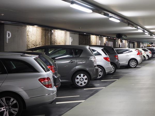 Parking Swiss-Belinn Airport Surabaya