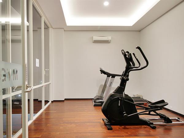 Mini gym swiss belinn airport surabaya