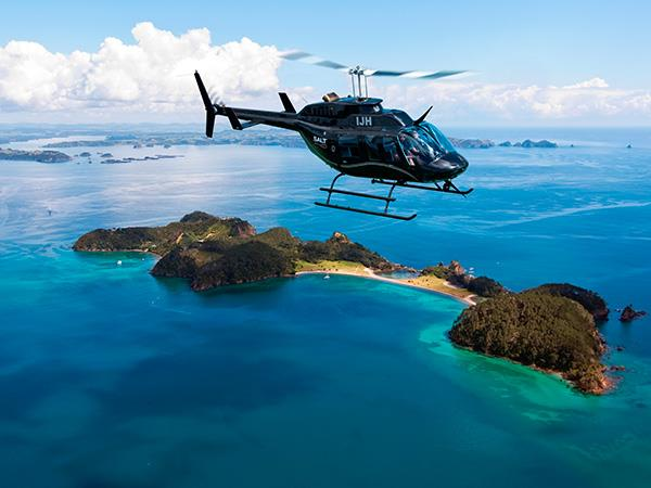 14 Day - The Best by Sea, Air & Land