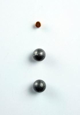 Pistol Balls & Caps HC92