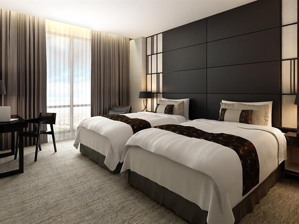 Deluxe Room Swiss-Belhotel Darmo Surabaya