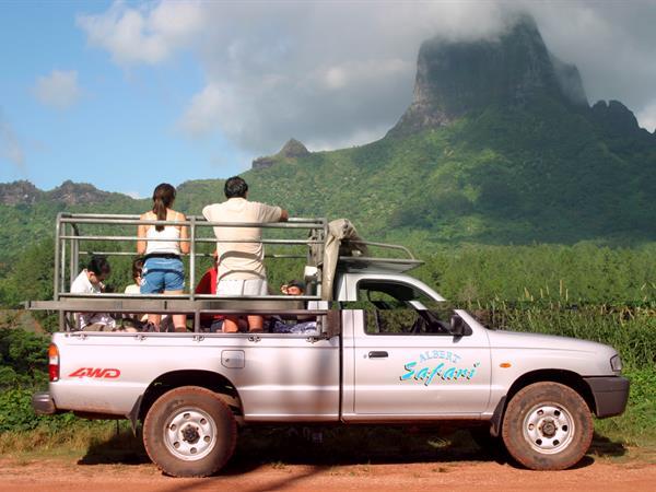4WD Safari