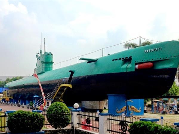 Surabaya Submarine Monument Swiss-Belhotel Darmo Surabaya (Opening Soon)