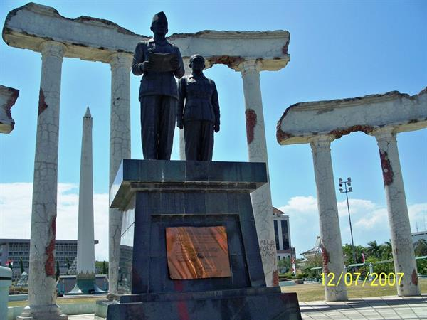 Heroes Monument Swiss-Belhotel Darmo Surabaya (Opening Soon)