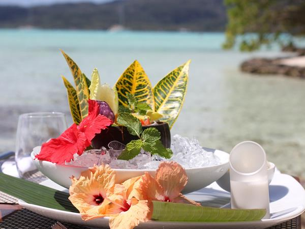 Vogue - A Seafood Lover's Guide to French Polynesia