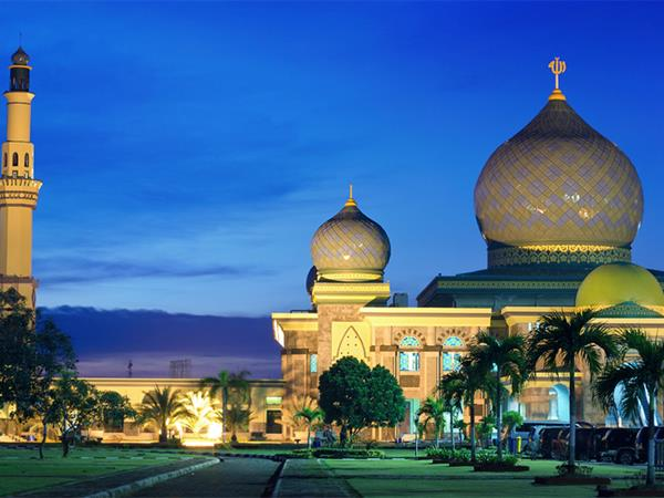 An-Nur Great Mosque