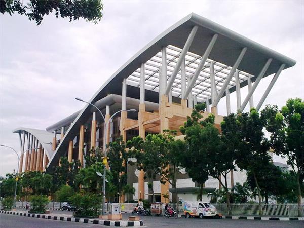 Soeman H.S Library Swiss-Belinn SKA Pekanbaru