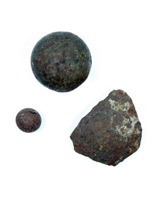 Cannon Balls HC98/1-3