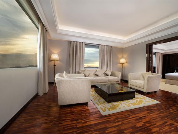 Presidential Suite Swiss-Belhotel Harbour Bay