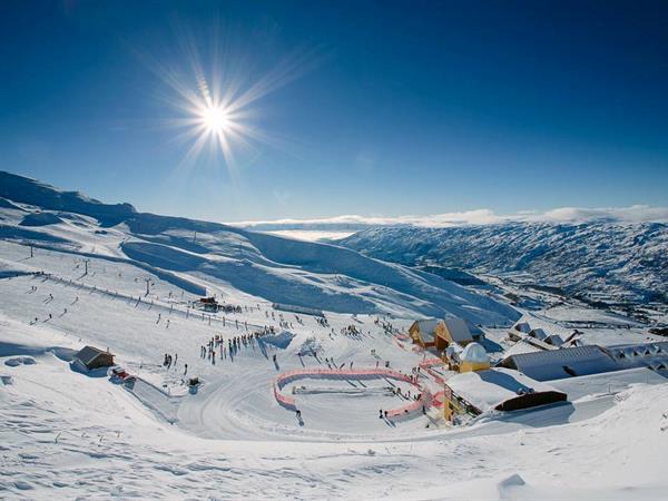 Cardrona Alpine Resort Webcams Distinction Wanaka Alpine Resort