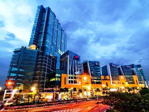 City of Tomorrow Mall Swiss-Belinn Airport Surabaya