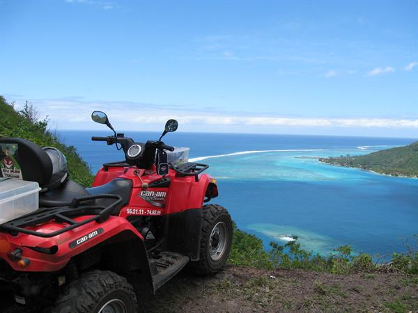 3 hour ATV Tour