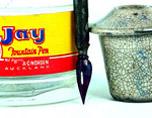 Ink Wells, Bottles and Dip Pens HC107/1-15