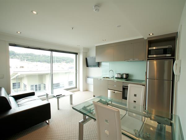 Standard 1 Bedroom Apartment - City View Distinction Wellington Century City Hotel