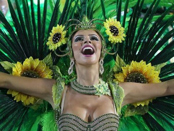 Carnival Rotorua - Rio Carnival Spring Party Distinction Rotorua Hotel & Conference Centre